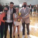 ¡Centro Social CAMPEÓN de la Liga Provincial de Clubes U15 Femenino!